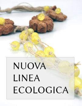 Nuova linea naturale eco-friendly